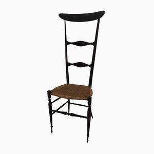 Italian Lounge Chair, 1940s