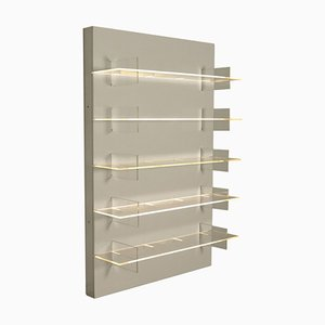 Italian Shelving Unit by Roberto Monsani, 1980s
