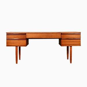 Dänischer Schreibtisch aus Teak von Avalon, 1960er