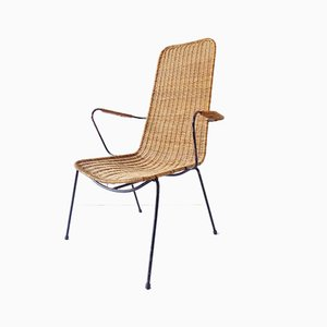 Side Chair by Gian Franco Legler, 1950s