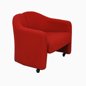 PS 142 Armchair by Eugenio Gerli for Tecno, 1970s