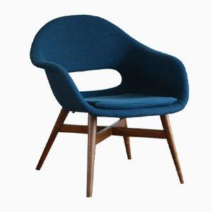 Lounge Chair by Miroslav Navratil for Tatra, 1962