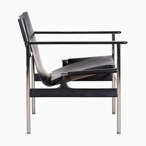 Mid-Century 657 Sessel von Charles Pollock für Knoll Inc. / Knoll International