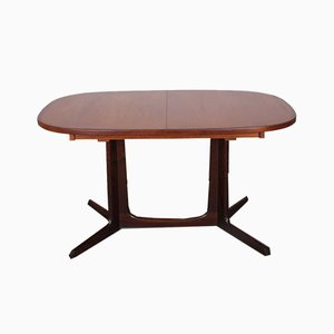 Rosewood Dining Table by Niels Otto Møller for Gudme Mobelfabrik, 1960s