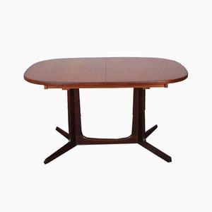 Table de Salle à Manger en Palissandre par Niels Otto Møller pour Gudme Mobelfabrik, années 60