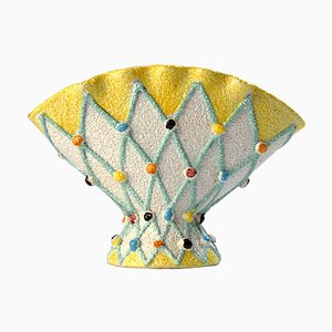 Italienische Vase von Fratelli Fanciullacci, 1960er