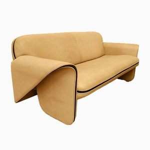 Vintage Sofas by Gerd Lange for de Sede, Set of 2