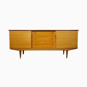 Sideboard aus Teak & Bergahorn von Alfred Cox, 1960er