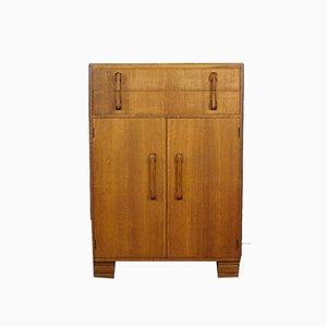 Vintage Art Deco Oak Dresser