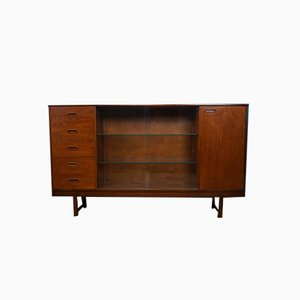 Glazed Teak Sideboard from Turnidge of London , 1960s