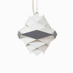 Lampe à Suspension par preben dal ou dahl pour HF Lightings, années 60