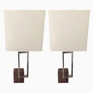 Tischlampen von Banci, 1970er, 2er Set