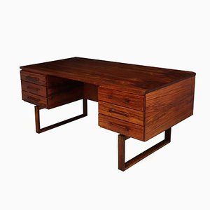 Schreibtisch aus Palisander von Henning Jensen, 1960er