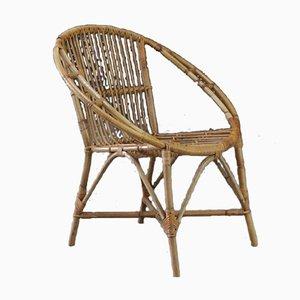Cane Armchair, 1960s