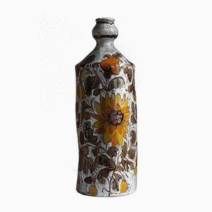 Große italienische Vase von Elio Schiavon für Erhart, 1970er