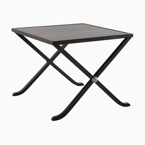 Emanuele Square Side Table by Isabella Costantini