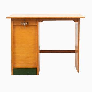 Kleiner Schreibtisch im Industriestil, 1950er