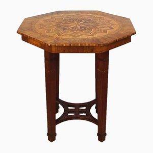 Tavolino Art Déco in palissandro, anni '20
