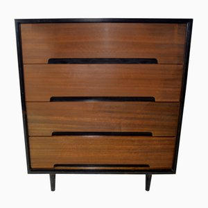 Mid-Century Walnut Chest by John & Sylvia Reid for Stag