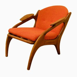 Mid-Century Model 2249-C Lounge Chair by Adrian Pearsall