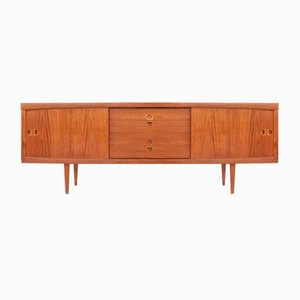 Sideboard by H. W. Klein for Bramin, 1960s