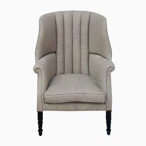 Antiker englischer Sessel im georgianischen Stil