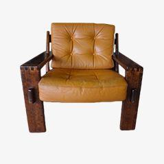 Bonanza Chair by Esko Pajamies for Asko, 1965