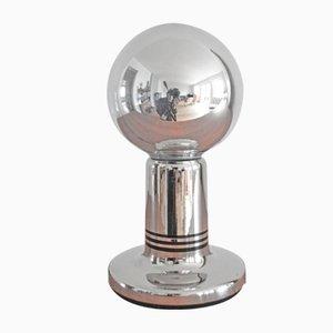 Lampada da tavolo sferica vintage di Philips, anni '70
