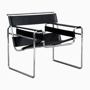 B3 Armchair by Marcel Breuer for Gavina, 1970s
