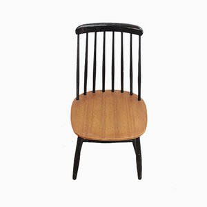 Teak Dining Chair by Ilmari Tapiovaara, 1960s