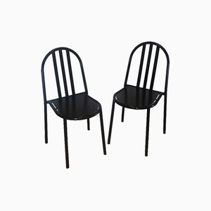Dining Chairs by Robert Mallet Stevens for Ecart International, 1980s, Set of 2