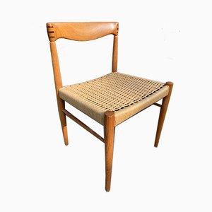 Chaise de Salon en Teck par HW Klein pour Bramin, années 60