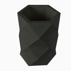 Large Black Tea Planter by Dust London