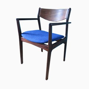 Dänischer Armlehnstuhl aus Palisander, 1960er