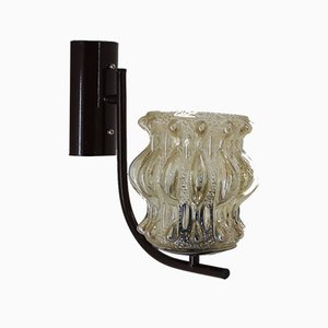 Wall Lamp by Pavel Hlava, 1960s