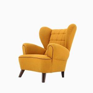 Butaca amarilla, años 50