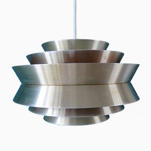 Lámpara de techo de Carl Thore / Sigurd Lindkvist para Granhaga Metallindustri, años 60