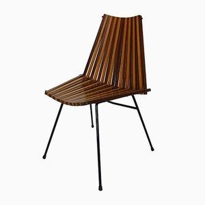 Chaise d'Appoint Moderniste par Dirk van Sliedregt pour Rohé Noordwolde, années 60