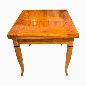 Antique Biedermeier Dining Table, 1820s