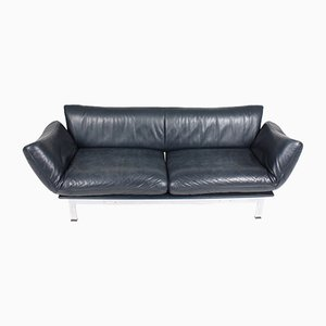 Leather Sofa from de Sede, 1980s