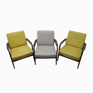 Mid-Century Lounge Chair from Walter Knoll / Wilhelm Knoll