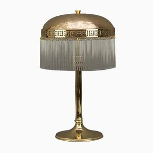 Antique Hammered Table Lamp