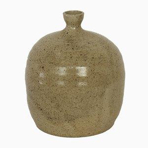Mid-Century Ceramic Vase by Isabelle Ferlay et Frederique Bourguet for Les Argonautes