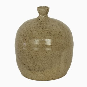 Vaso Mid-Century in ceramica di Isabelle Ferlay et Frederique Bourguet per Les Argonautes