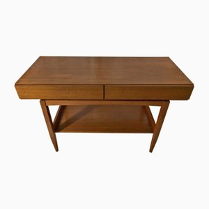 Mid-Century Danish Teak Console Table by Ib Kofod Larsen for Farrup