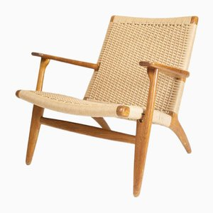 Armchair by Hans J. Wegner for Carl Hansen & Søn, 1960s