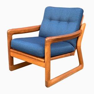Armlehnstuhl von Kristensen Juul für Glostrup, 1960er