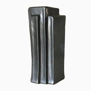 Vaso in ceramica di Atelier Dieulefit, anni '60