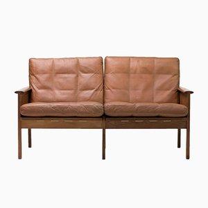 Capella Sofa von Illum Wikkelsø für Niels Eilersen, 1950er