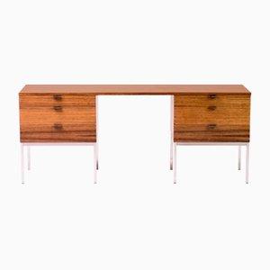 Schreibtisch aus Palisander von Florence Knoll, 1960er